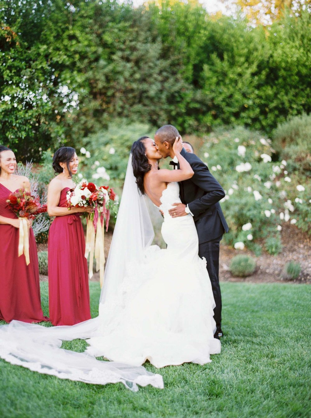 wedding photos Solage Calistoga