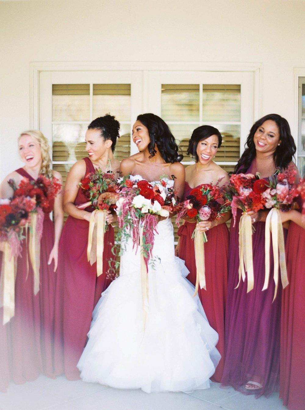 Solage Calistoga film wedding photos