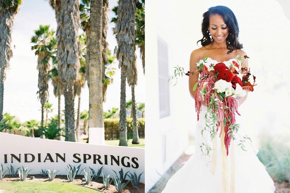 film wedding photos Solage Calistoga