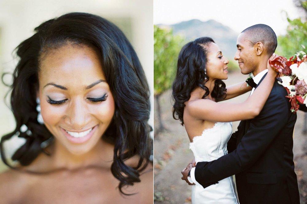 film wedding photographer Solage Calistoga