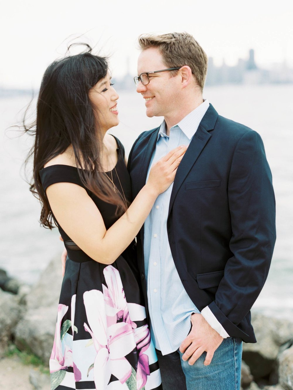 engagement photographer Treasure Island