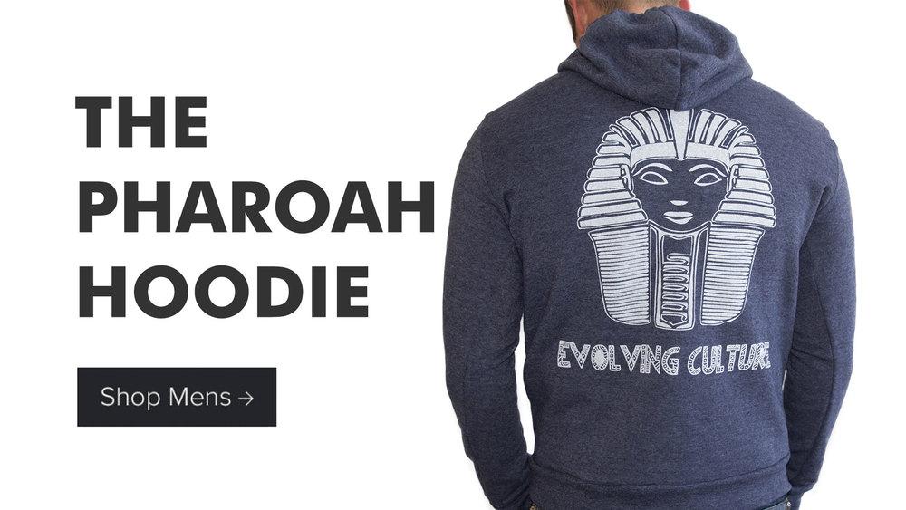 The Pharoah Hoodie