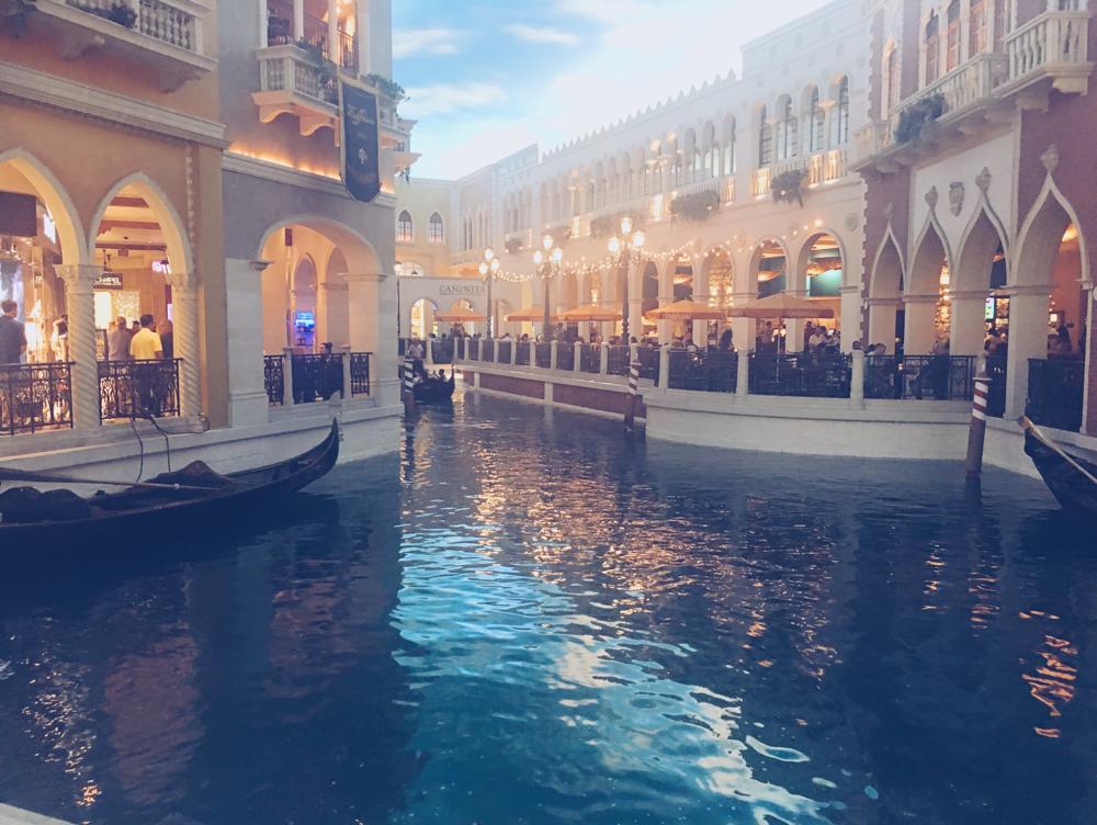 The Venetian Hotel