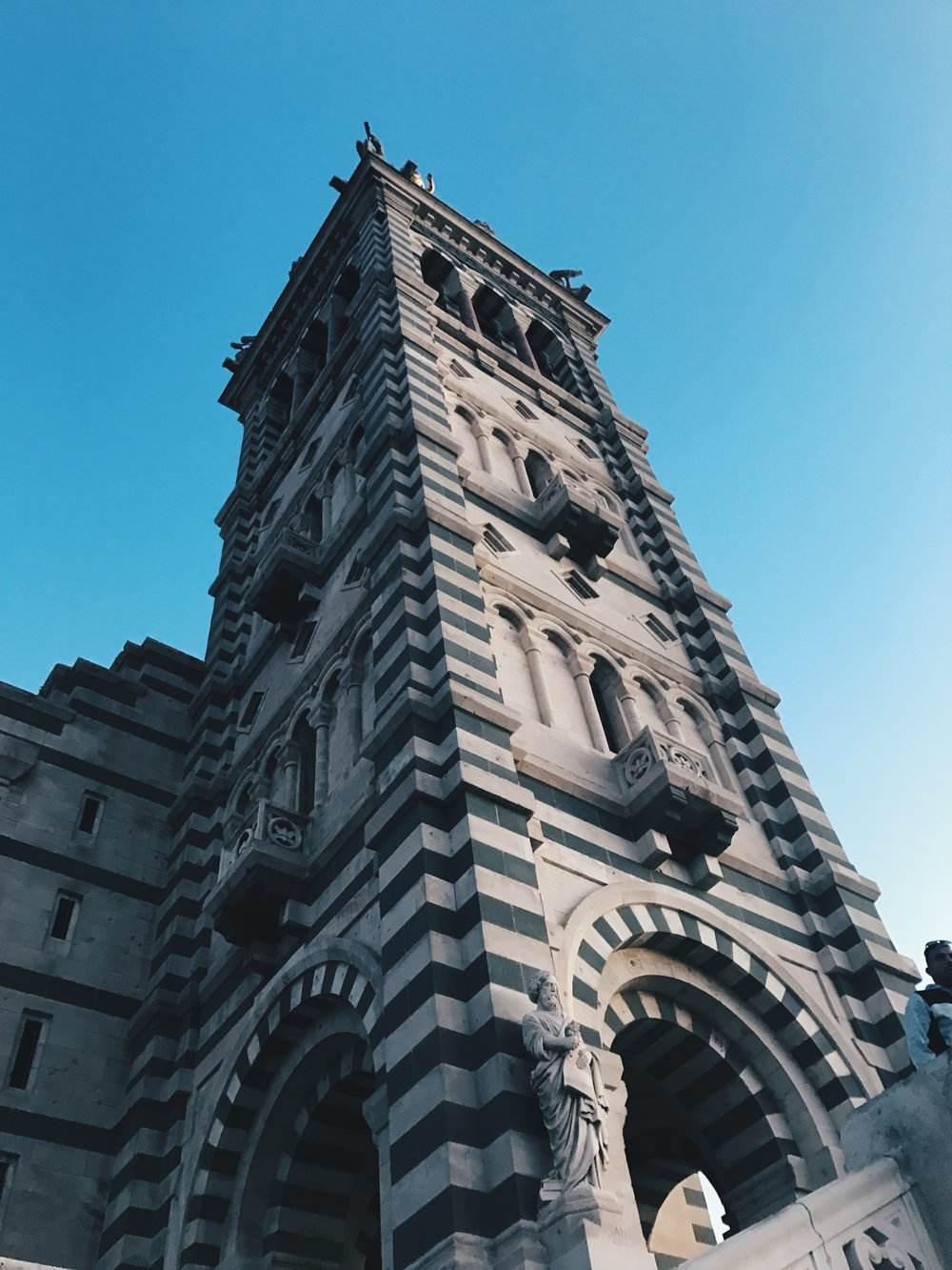 Marseille France Notre-dame de la Garde