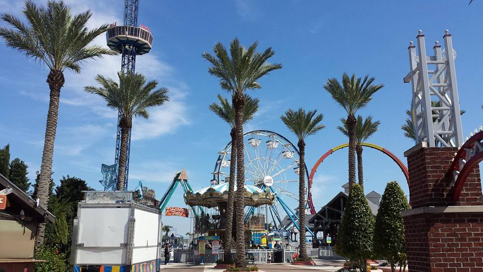 Photo via Kemah Boardwalk