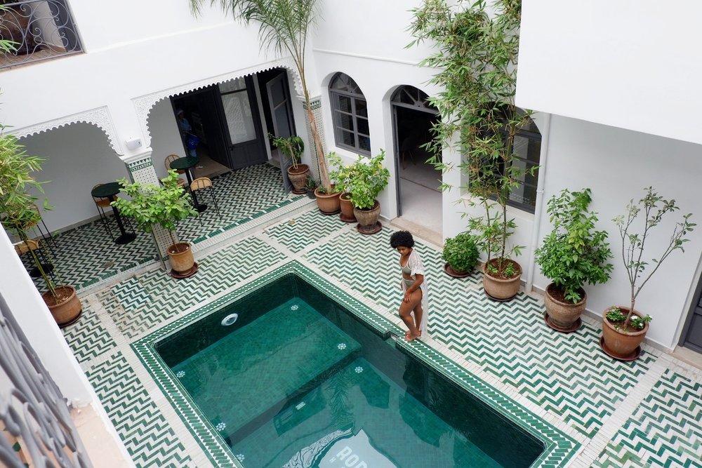 Marrakech_Rodamon Hostel