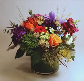 722 Flower Arrangement