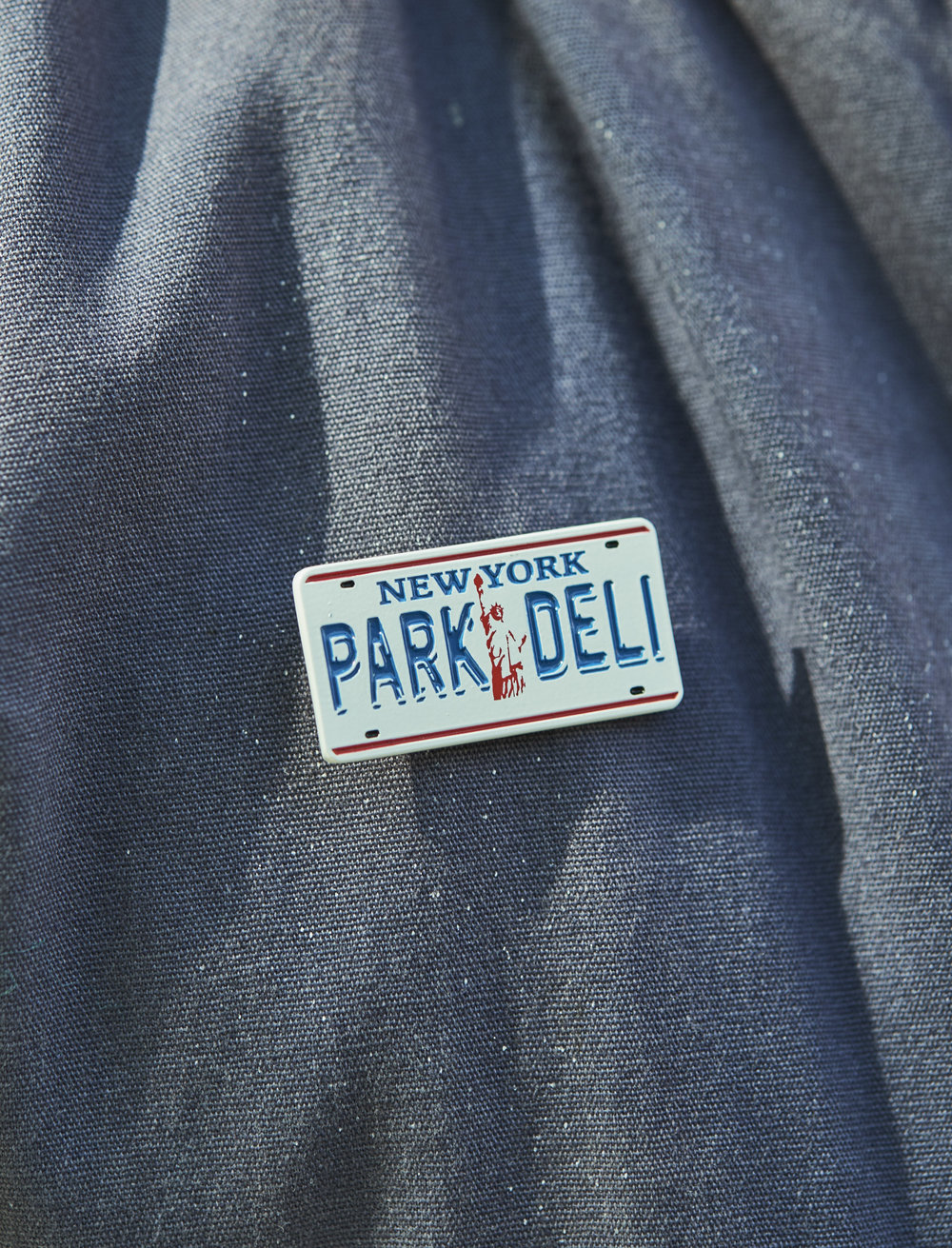 Park Deli Label Pin