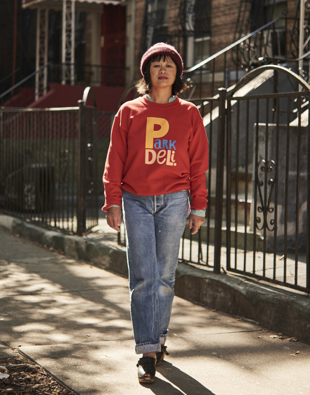 Park Deli Crew Neck Sweatshirt