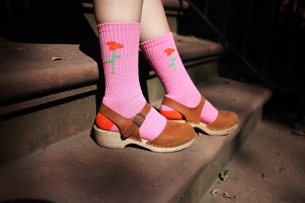 Single Stem Sock