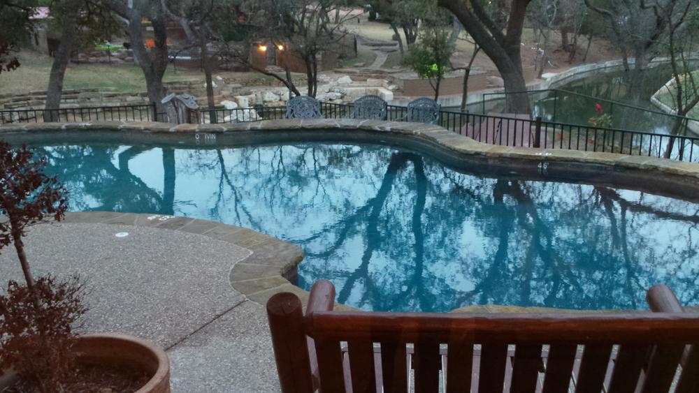 Cabin Pool