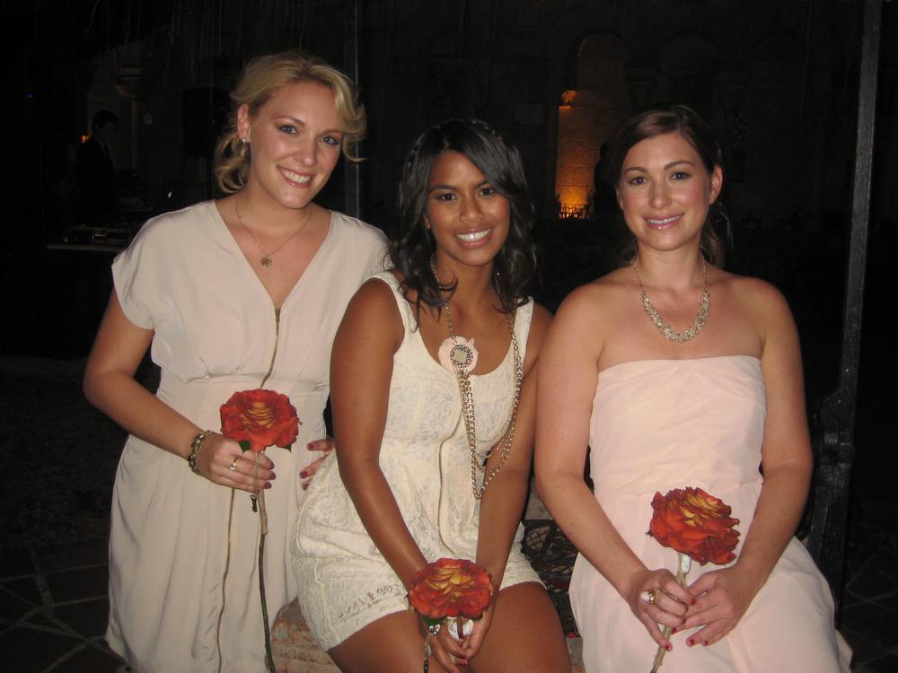 M Zurz Bridesmaids