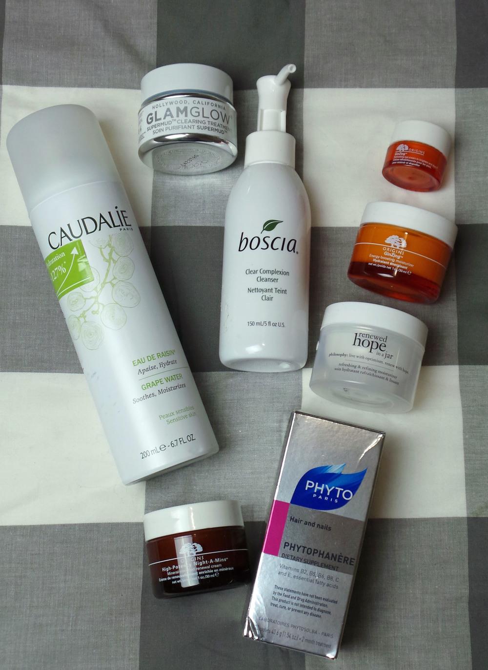 Pre Christmas Skincare Haul Blog