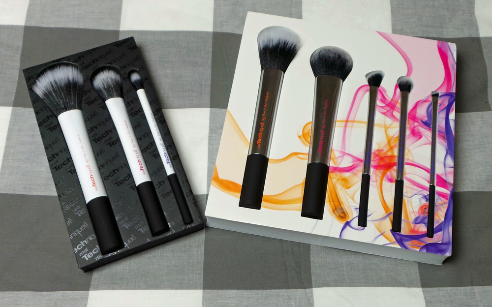 Real Techniques Holiday Brushes BLOG