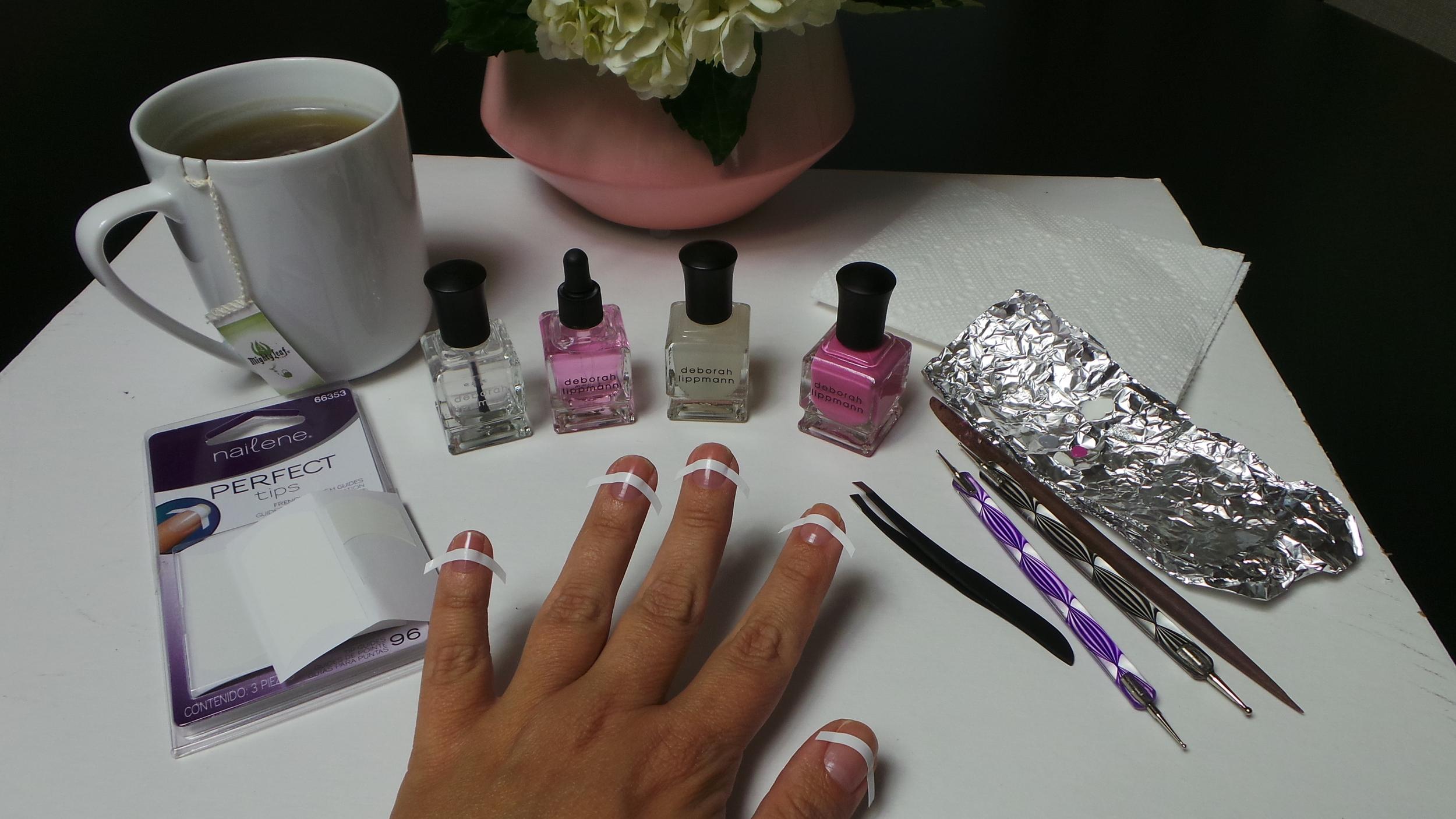 Step 2 Nail Art