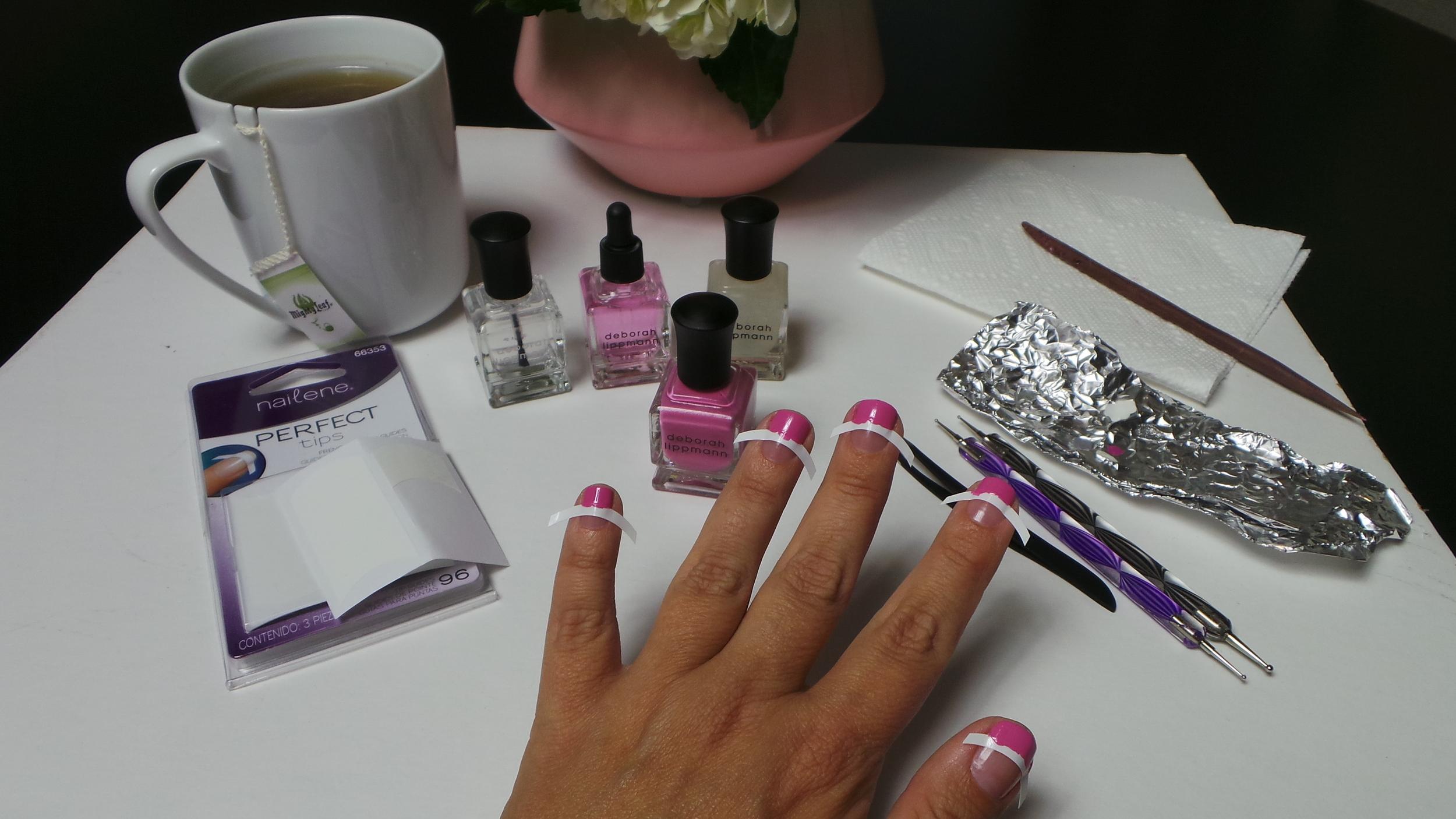 Step 3 Nail Art