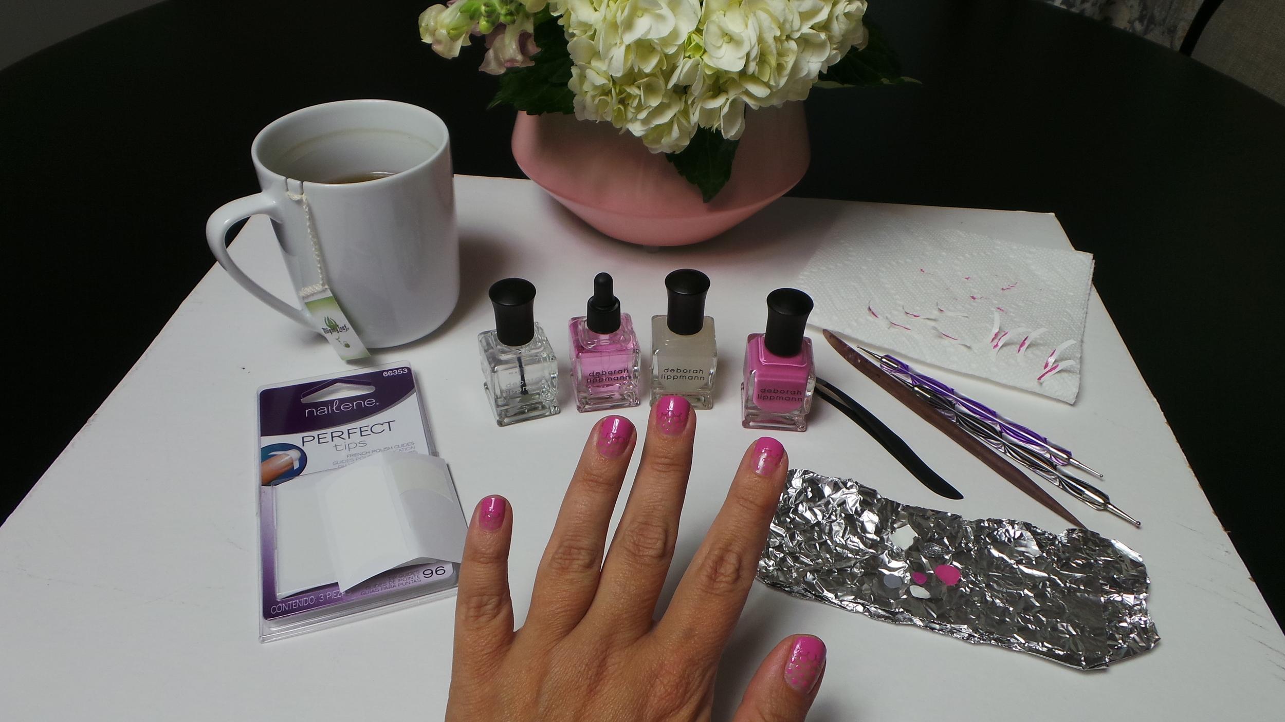 Step 4 Nail Art