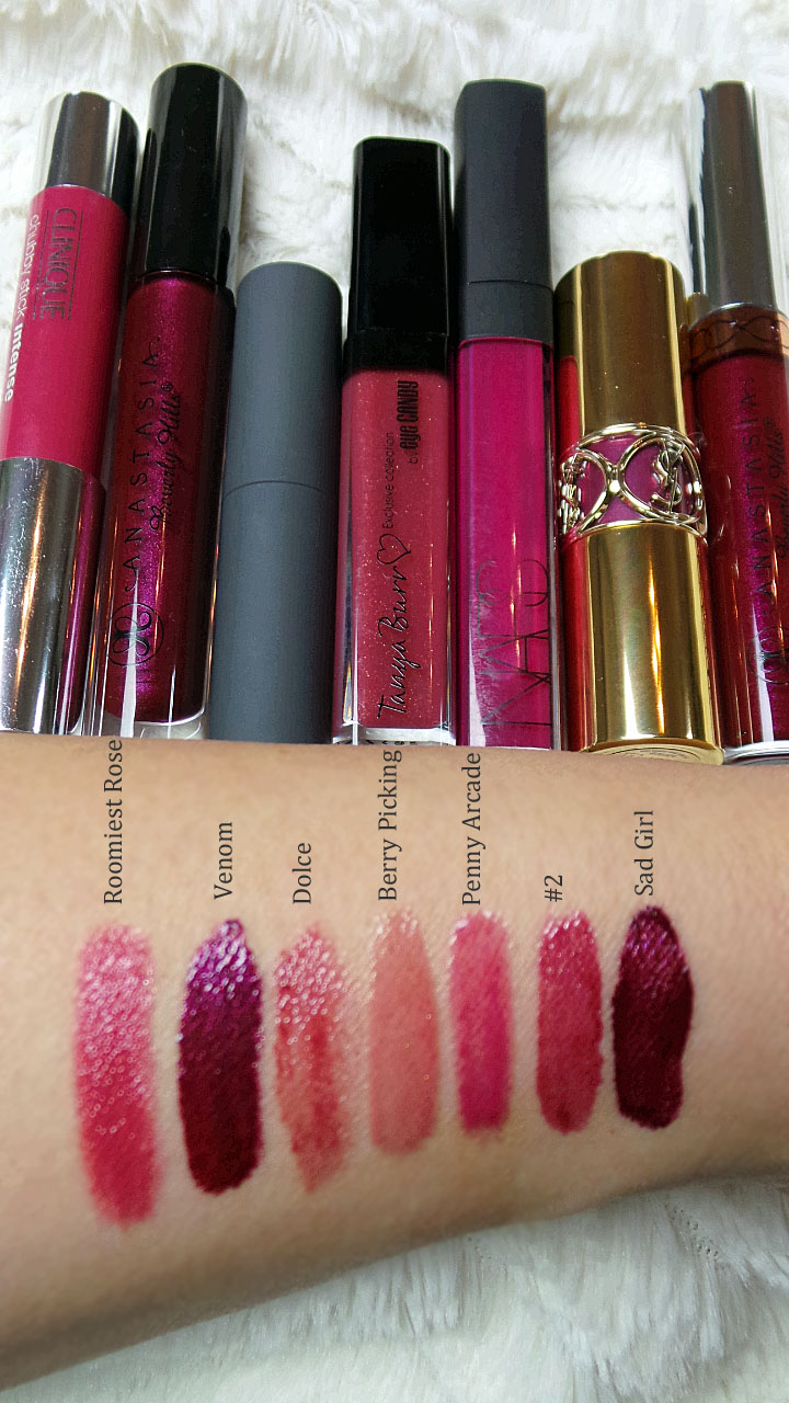 Swatches for Blog