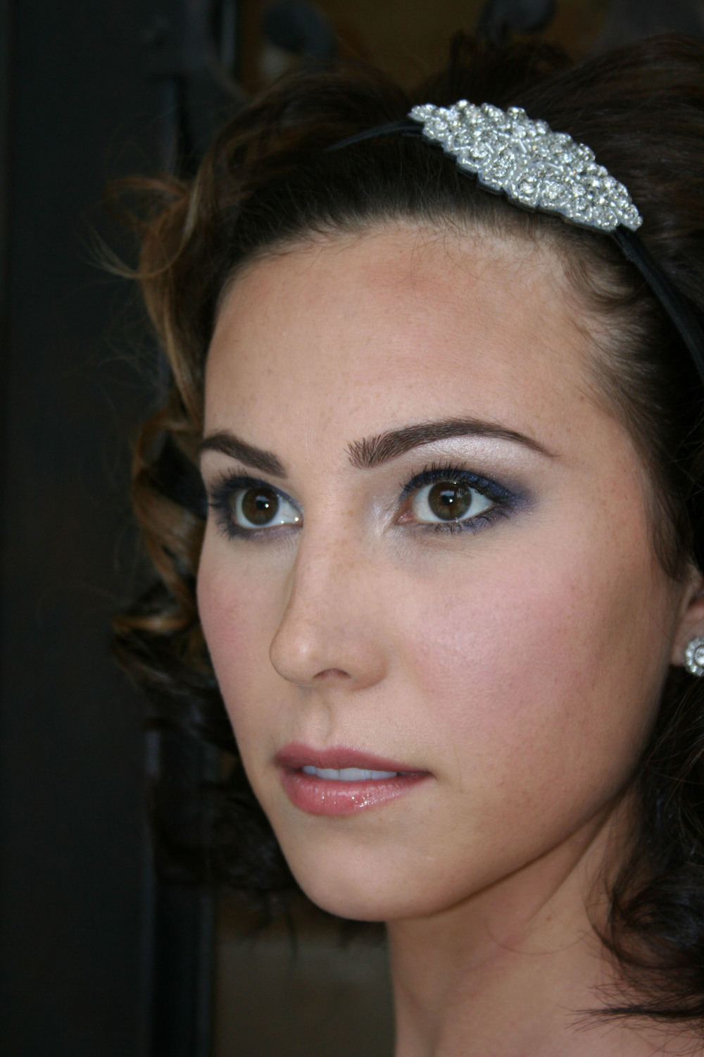 young-women-party-makeup-smoky-navy-eye-freckles-rhinstone-headband-dark-brown-hair.jpg