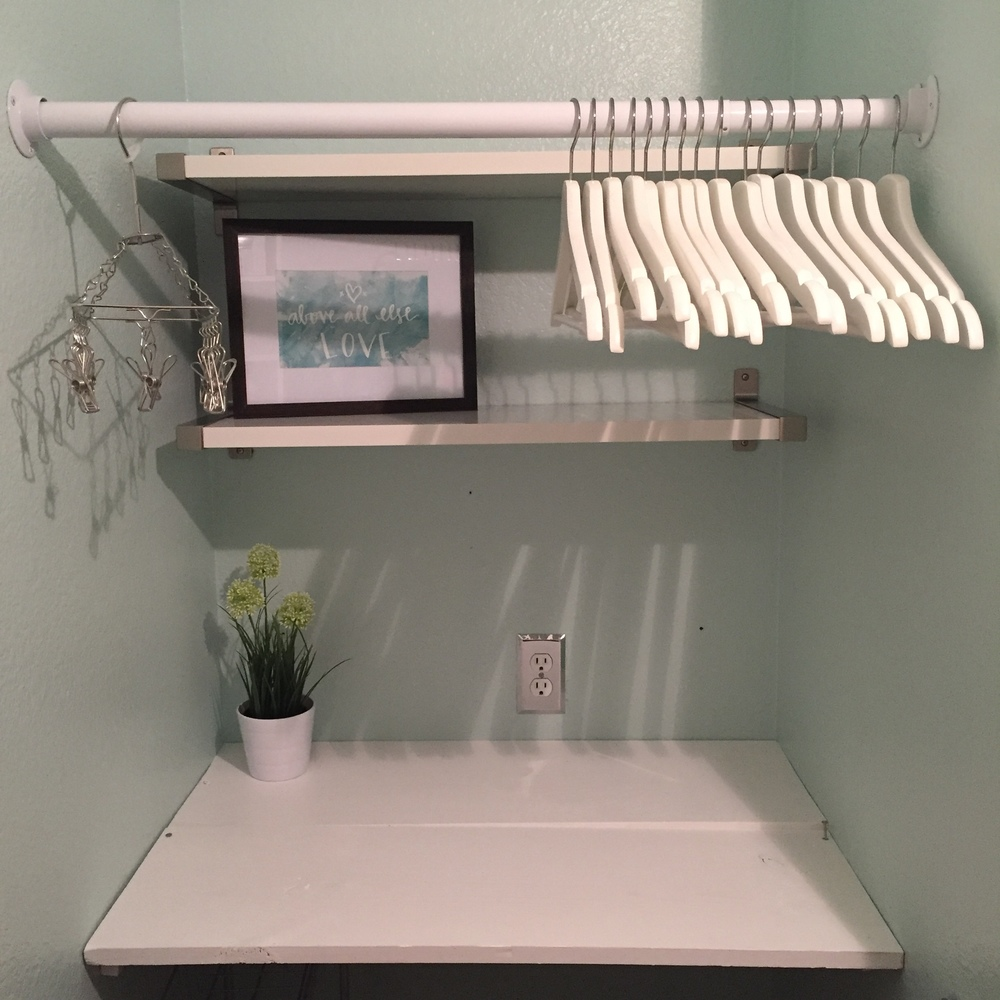 laundry-room-decor-diy-organization-utility-room-austin-texas.JPG