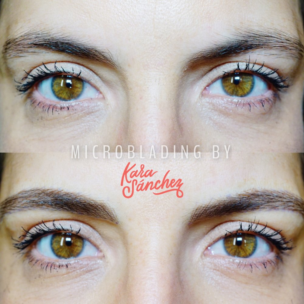 microblading austin texas feather brows