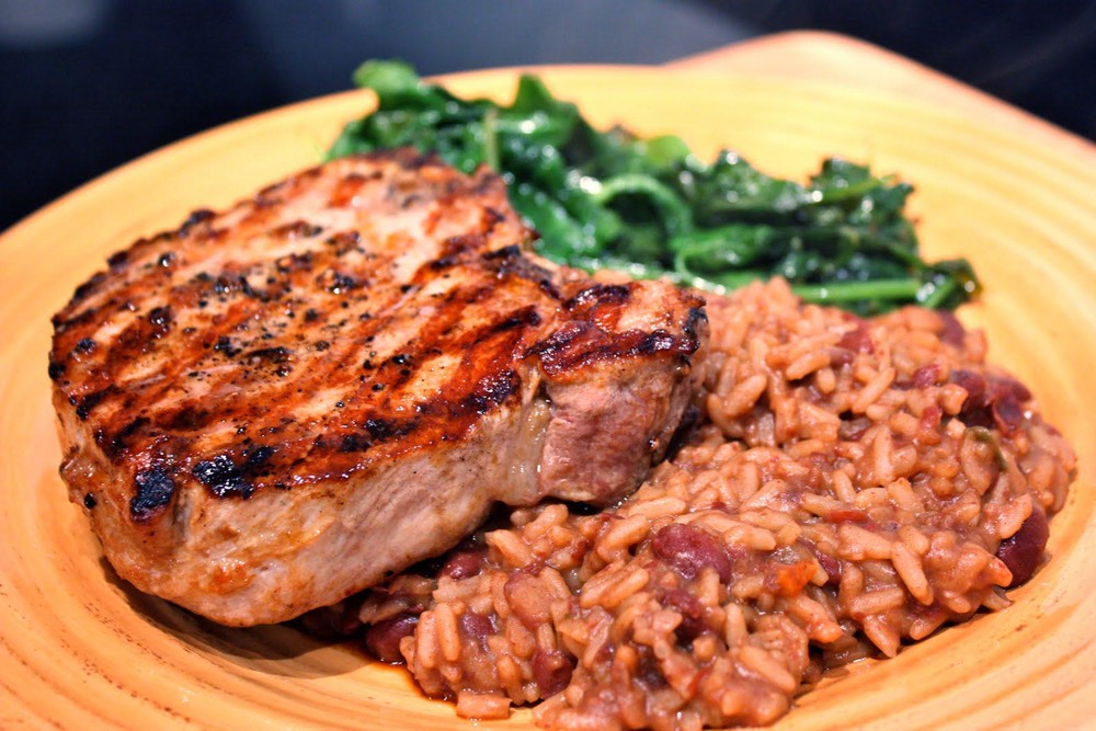grilled-pork-chop-with-red-beans-and-rice-and-sauteed-spinach.jpg
