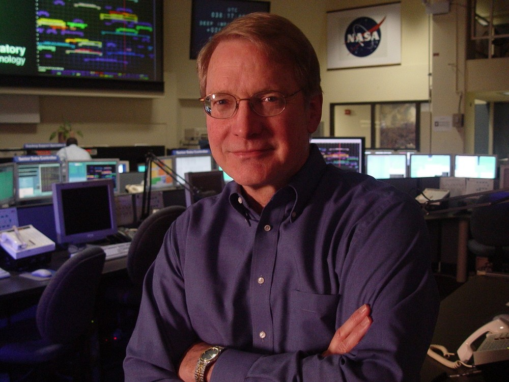 Dr. Don Yeomans, head of JPL's Near-Earth Object office until his recent retirement, stops by to talk asteroids on the show. He talks about how the field of asteroid discovery has changed over the decades. He also describes what happened when early data indicated that the asteroid Apophis had a small chance of hitting the Earth (spoiler alert: today, with more data, we know that Apophis will not hit the Earth).