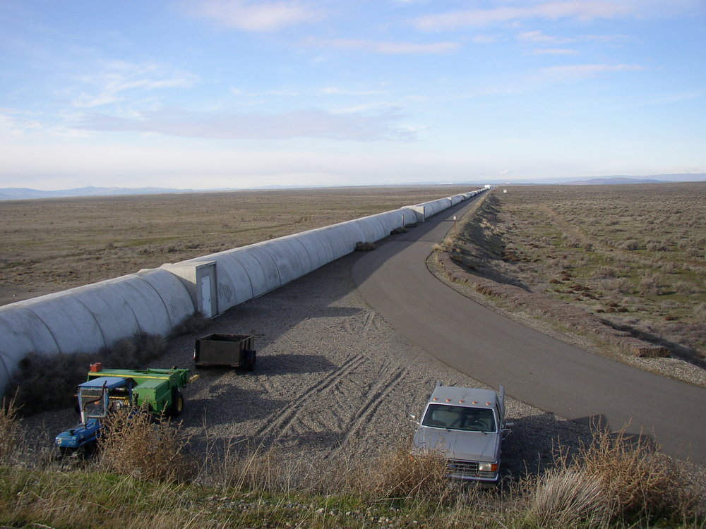 Dr. Kanner  explains how gravitational waves could teach us about the big bang, and how we might be on the cusp of discovering new phenomena that are so unusual, theorists haven't even predicted their existence.  Image: Northern leg of LIGO interferometer on Hanford Reservation, image by user Umptanum, via  Wikipedia Commons .
