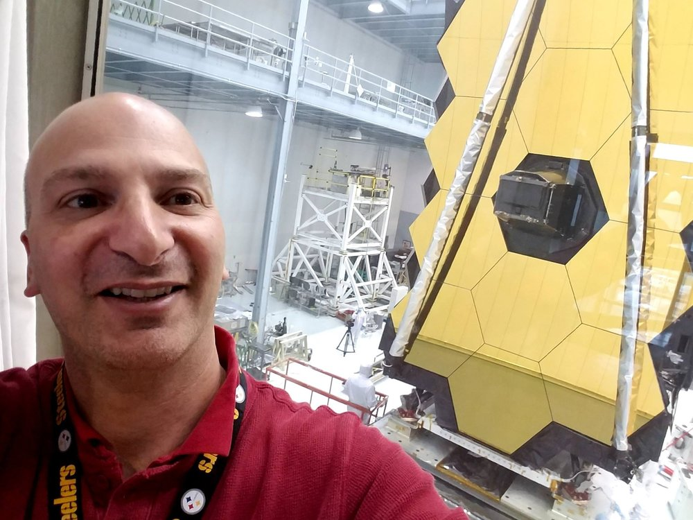 "Dr David Ciardi talks about Vega, a bright star that's ""been a part of human lore forever."" Dr. Ciardi and his colleagues discovered that Vega has a nearby ring of dust, implying the presence of planets. He also describes an encounter with a giant inflatable bumblebee at Palomar Observatory."