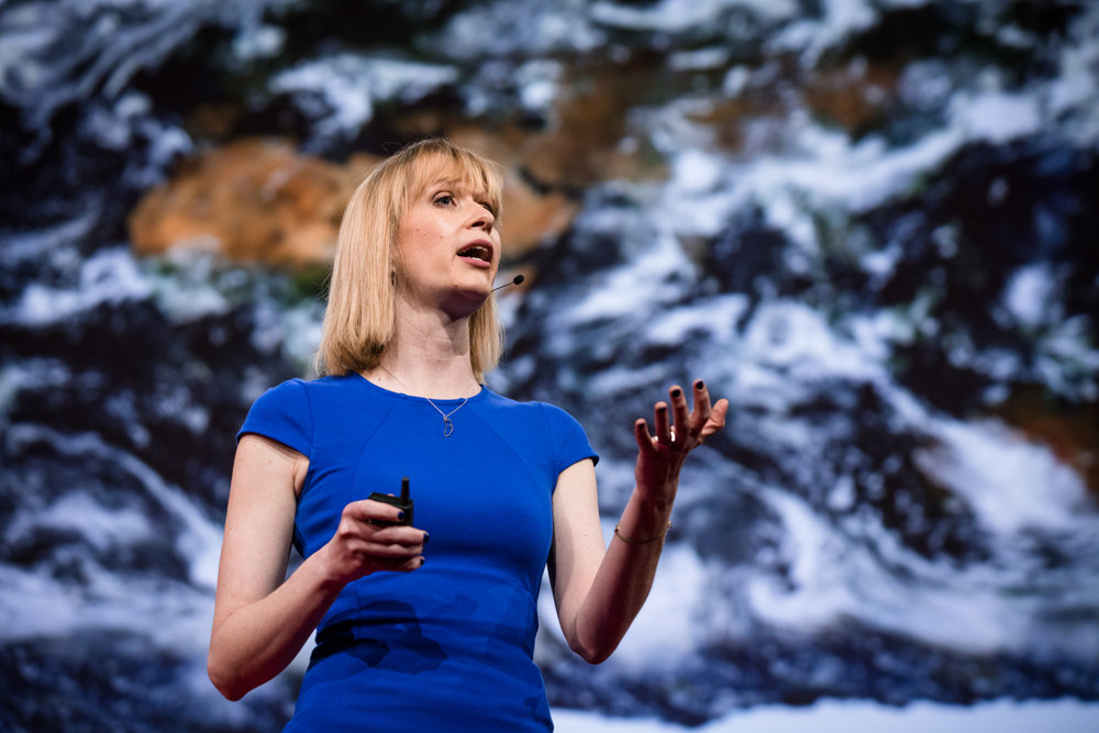 To celebrate Earth Day,  Dr. Kate Marvel  talks about models of Earth's climate. She compares many models to learn more about the way our climate works, and how it might change in the future. She also offers advice for those of us who may feel overwhelmed by climate change.  Follow Dr. Marvel on  Twitter , and check out her  TED talk !