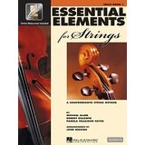 Cello I - Essential Elements for Strings book 1 Teacher: Christopher Chelpka