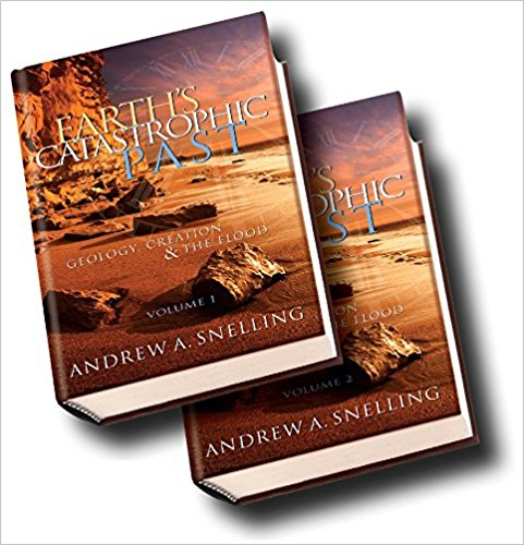 Planetary Science -  (recommended but not required) Earth's Catastrophic Past by Andrew Snelling Teacher: Becky Thai