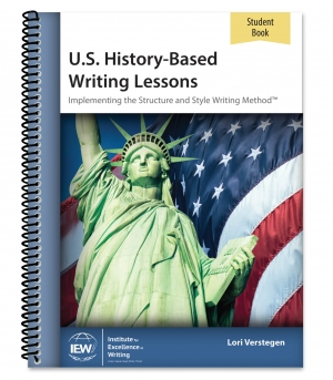 Middle School English - US History Based Writing Lessons & Student Notebook Teacher: Keira Moody