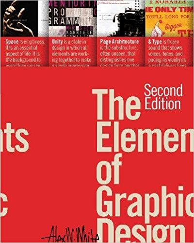 Graphic Design - The Elements of Graphic Design by Alex White Teacher: Claire Thai