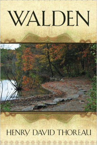 Honors English (Literature Based) Walden by Henry David Thoreau Teacher: Emily Bolthouse