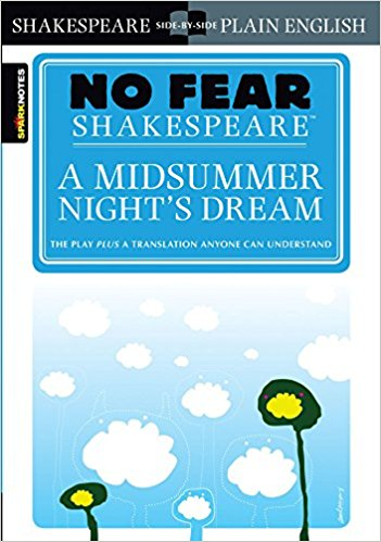 9/10th Grade English NO FEAR SHAKESPEARE: A Midsummer Night's Dream by William Shakespeare Teacher: Emily Bolthouse