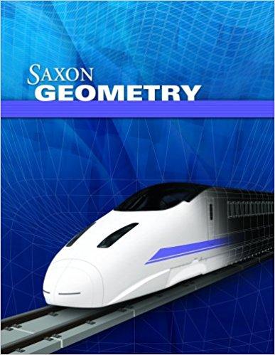 Geometry Saxon Geometry Teacher: Shari Herrera