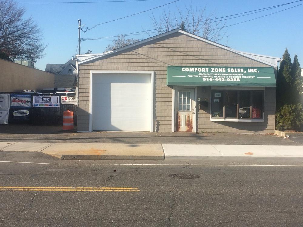 Comfort Zone Sales Office - Baldwin, NY