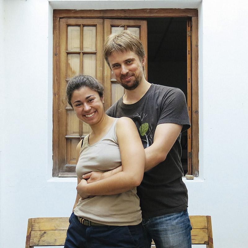 ALEXANDER & OLGA