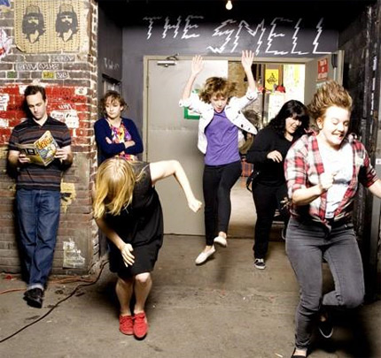 Since 1998 The Smell has been a community oriented art and music space open to people of all ages. -  via  The Smell