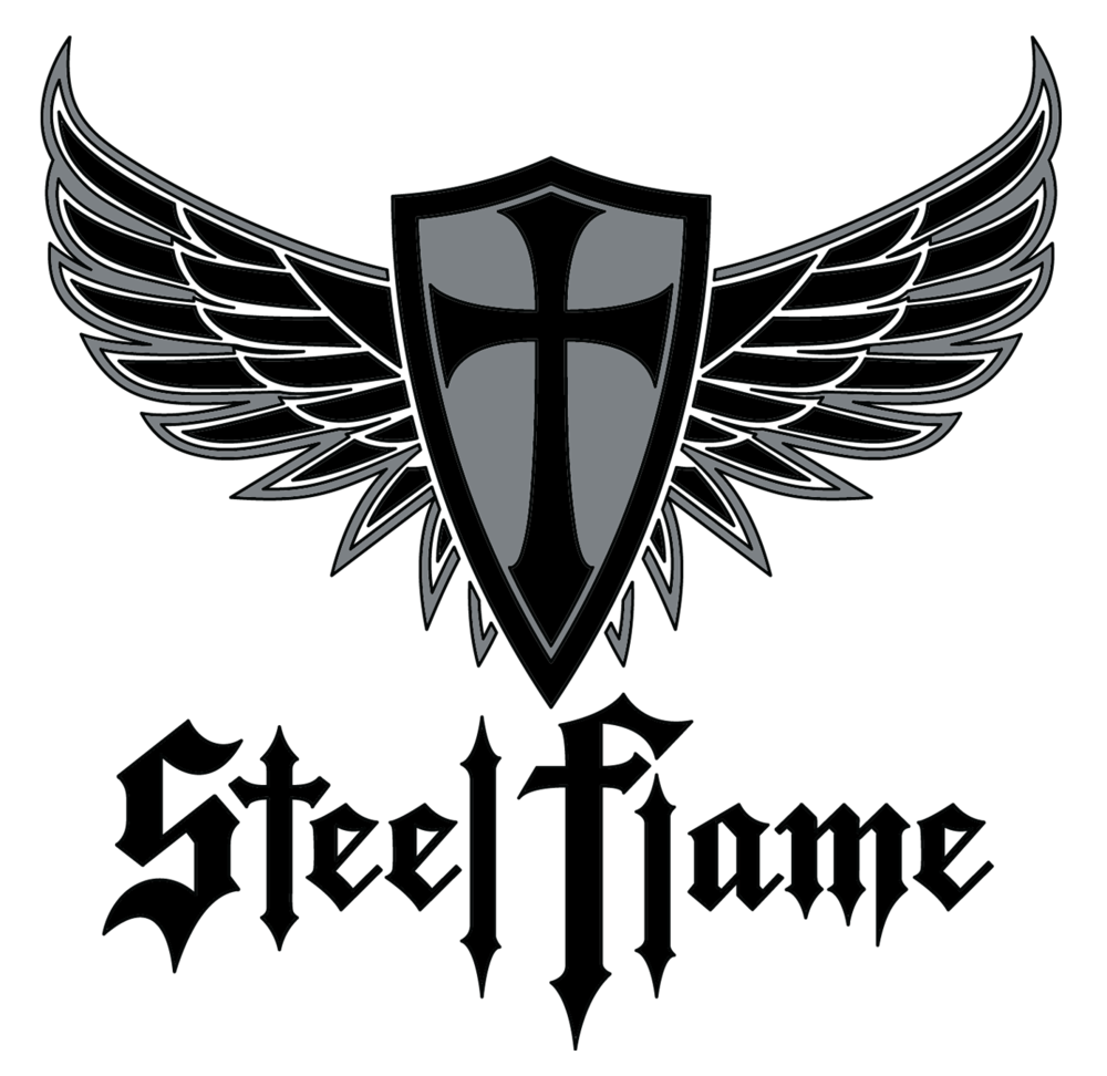 Steel Flame Logo Wings.png
