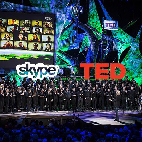 TED: Skype Virtual Choir