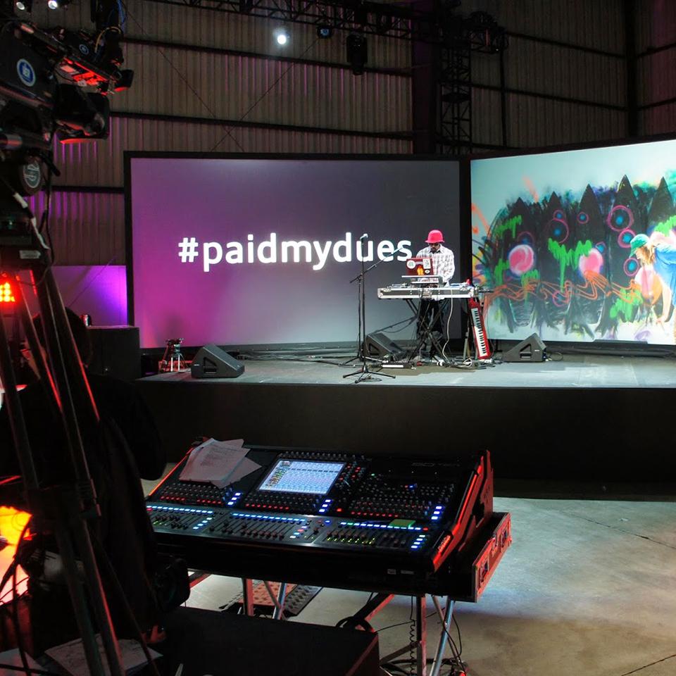 AUDI #paidmydues Campaign