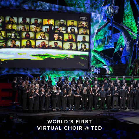 TED SKYPE VIRTUAL CHOIR