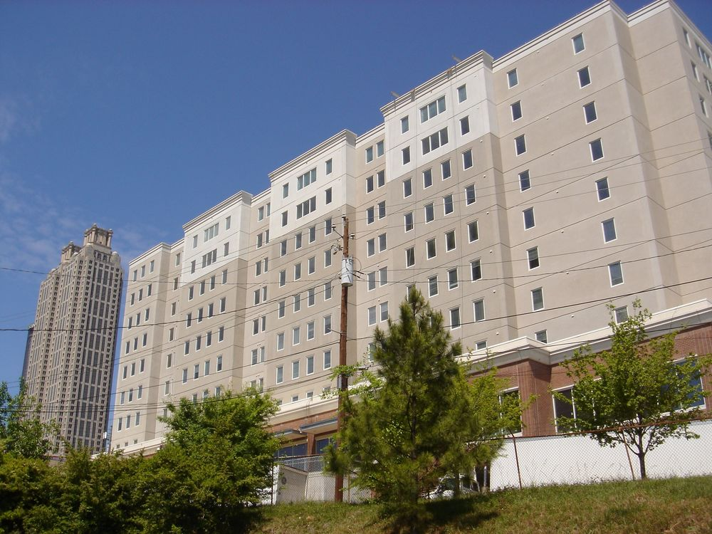 GSU Piedment Ellis Student Housing - Atlanta, GA