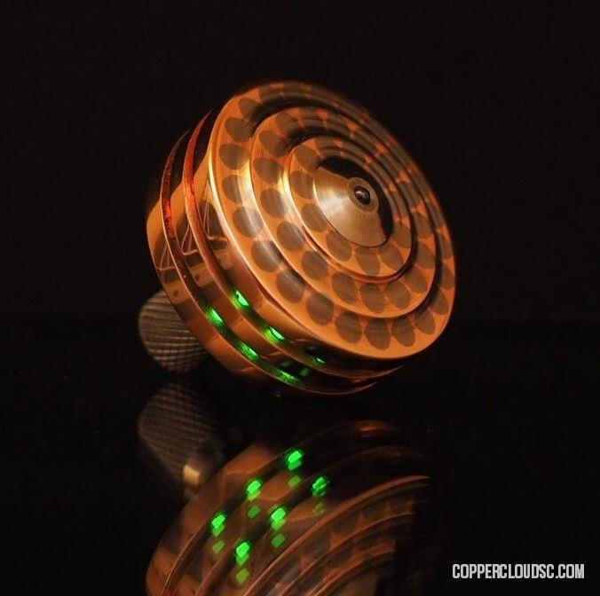 Superconductor and Tritium Top - Eclipse Sharp