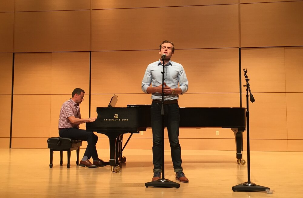 Andrew Lippa & Friends in Concert  - Texas State University (2015)
