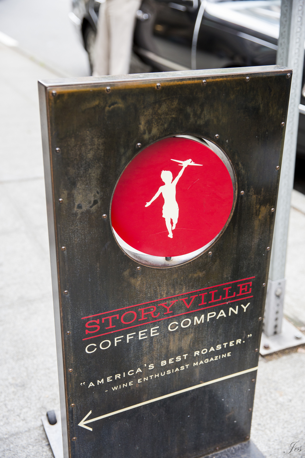 storyville coffee company seattle