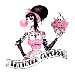 Tattooed Cupcake
