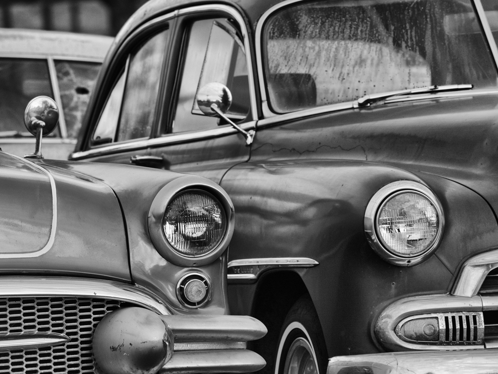 Old Chevys Never Die — Alan Friedlob
